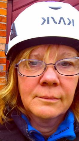 Camilla Olofsson, Papier- und Zellstoffdienstleistungen, Andritz